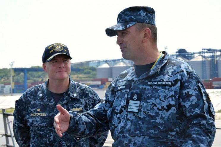 Замість адмірала Воронченка командувати…