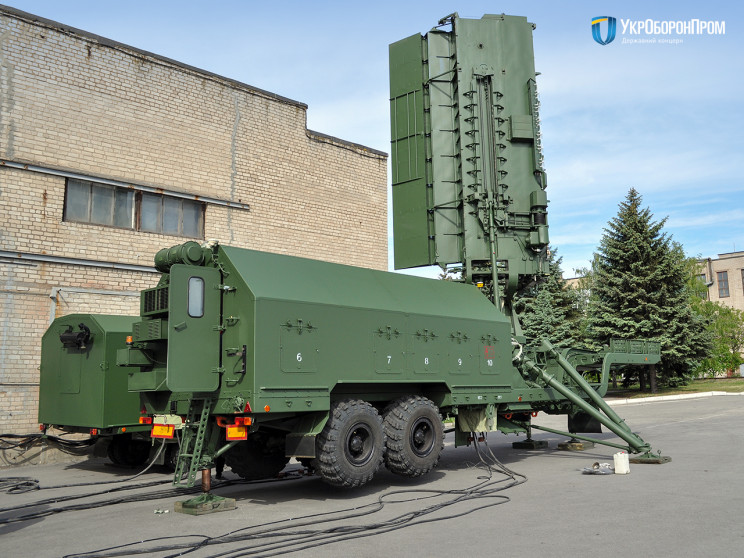 В Запорожье тридцатилетний военный радар…