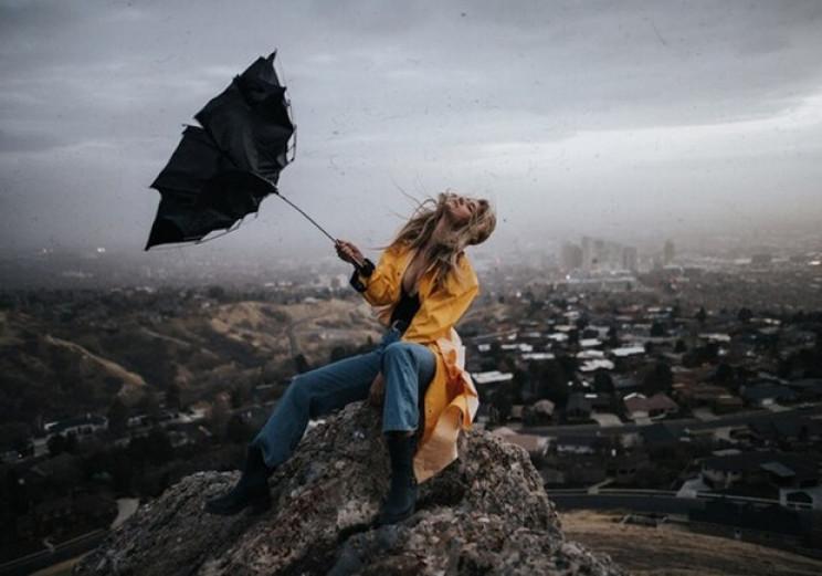 На Прикарпатті оголосили штормове попере…