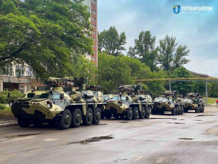 Харківські конструктори передали армії щ…