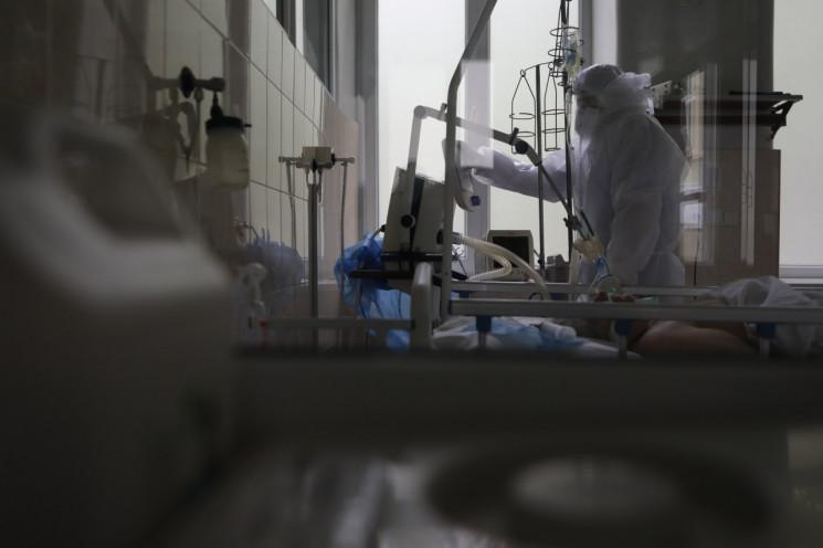 Від коронавірусу померла 70-річна львів'…
