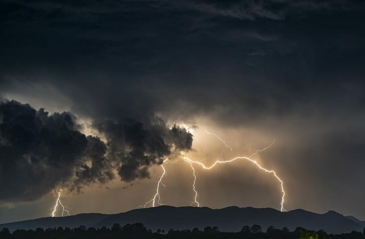 Чергове штормове попередження оголосили…