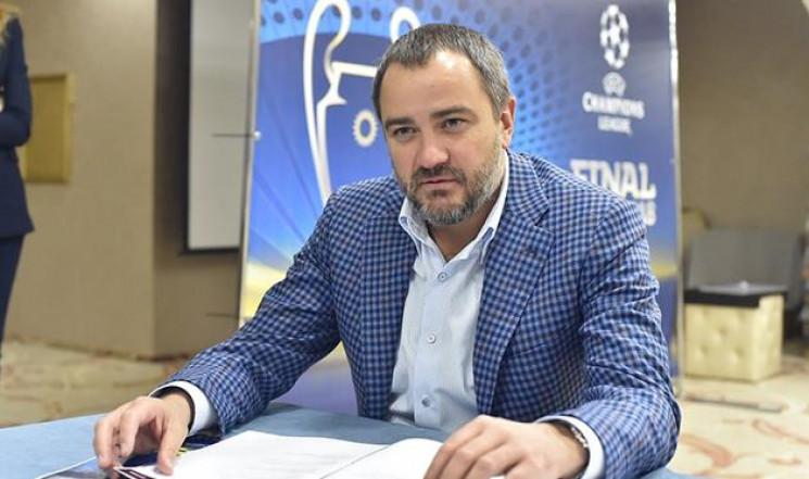 Глава украинского футбола рассказал, как…