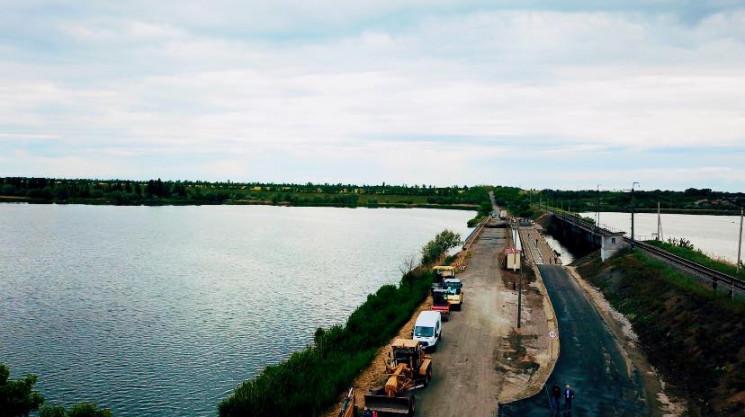 На Дніпропетровщині на понтонній перепра…