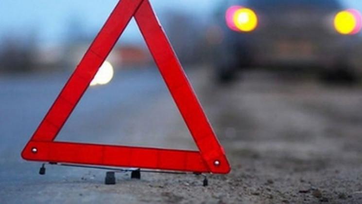 На Харьковщине в результате аварии грузо…