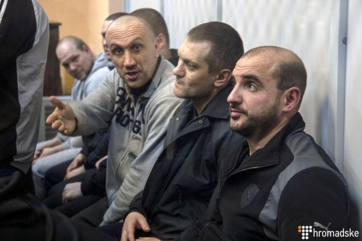 """Убийство """"Сармата"""": Четырех обвиняемых о…"""