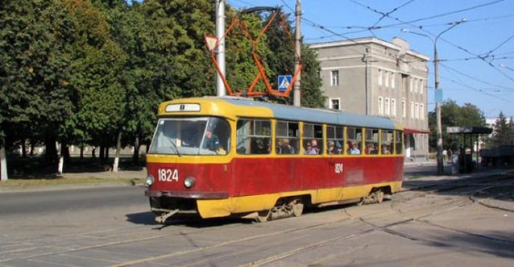 Один з харківських трамваїв змінює свій…