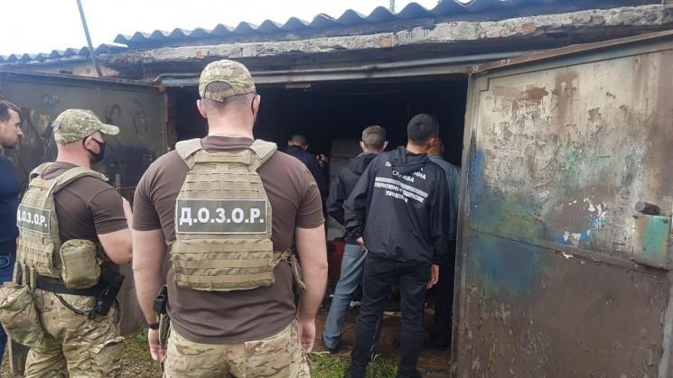 Харківські прикордонники виявили нелегал…