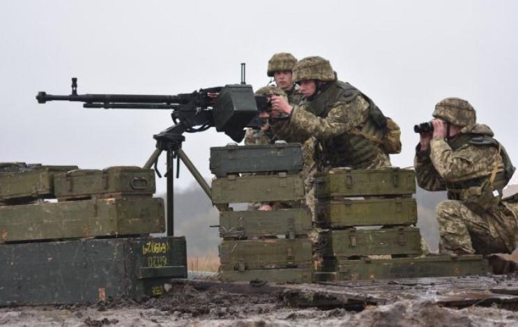 Війна на Донбасі: Українських військових…