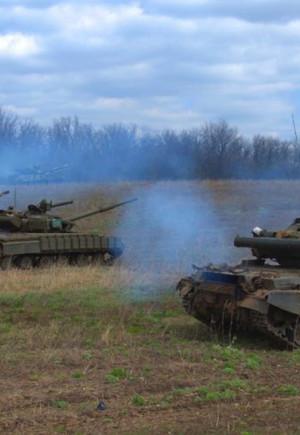 Выходные в ООС: Под Донецком враг примен…