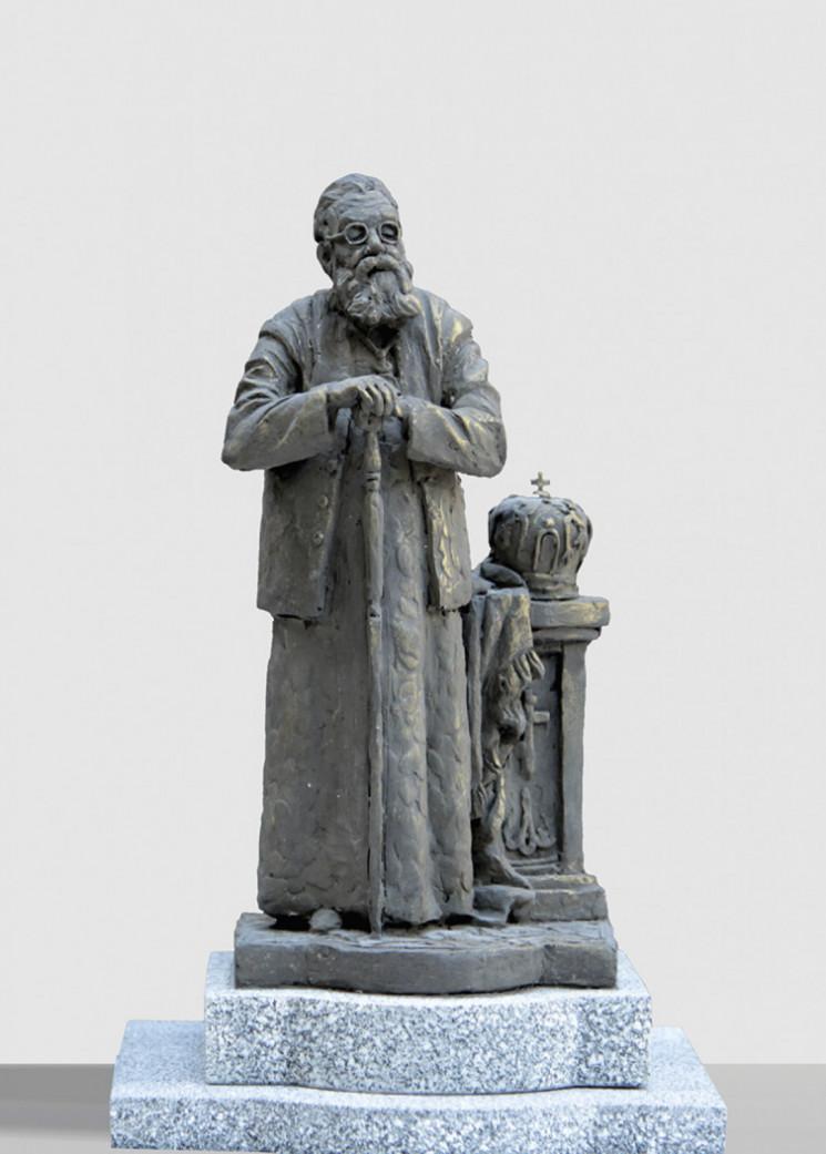 У Вінниці почали створювати пам'ятник Лю…