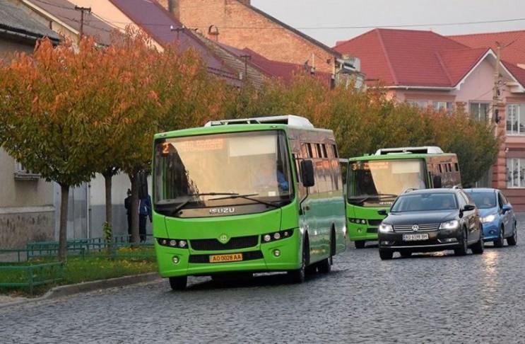 Мукачево також запускає громадський тран…