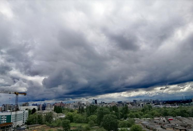 Початок літа у Полтаві буде хмарним та д…