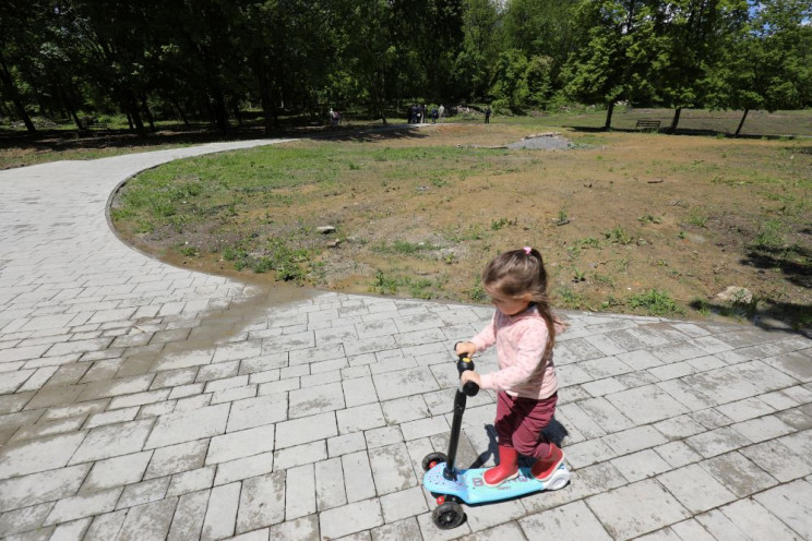 У Львові з'явиться новий парк (ФОТОРЕПОР…