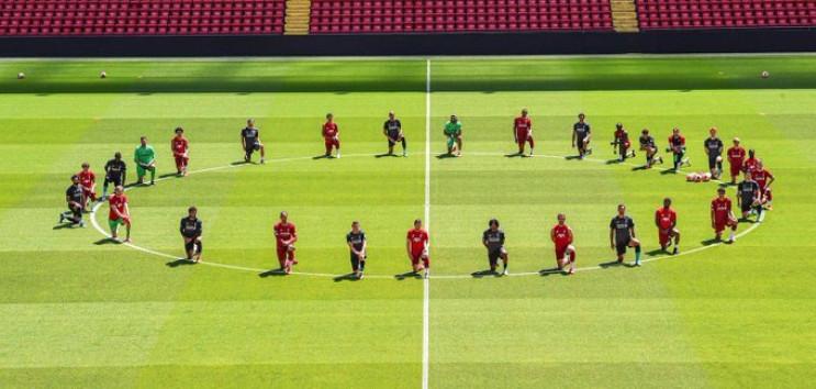 """Футболисты """"Ливерпуля"""" организовали трог…"""