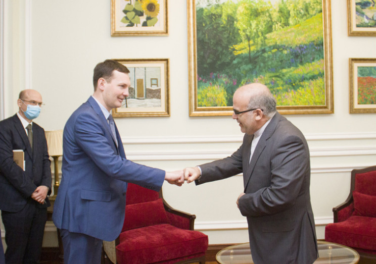 Иран заявил, что Украина – в приоритете…