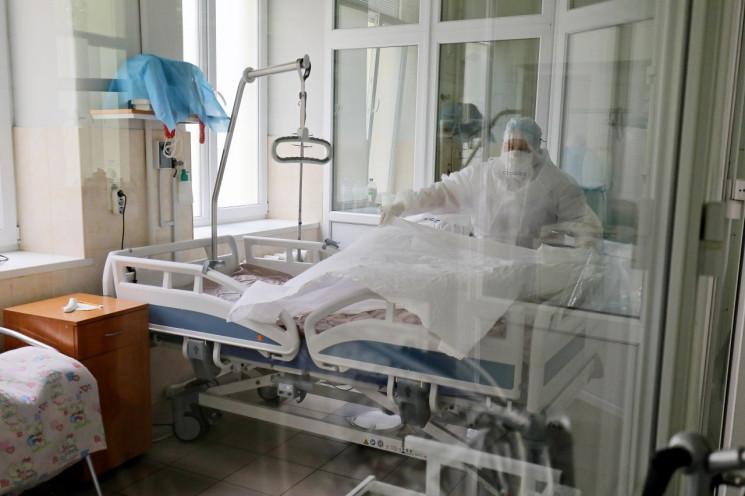 Від коронавірусу померли 55-річна жінка…