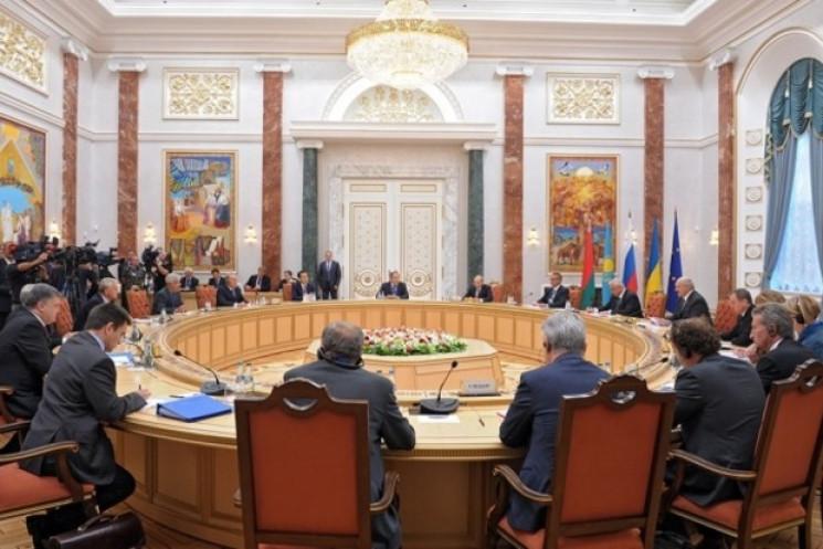 Резніков заявив, що формування групи пре…