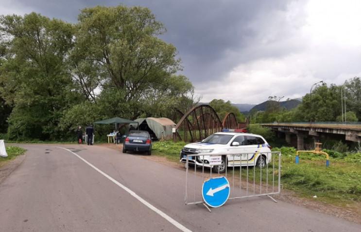 COVID-19: Карантинний блок-пост у селі В…
