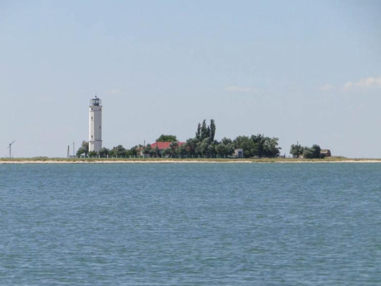 На острові в Азовському морі терміново у…