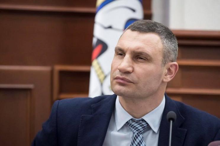 """""""ЕС"""" предлагает поддержку Кличко и первы…"""