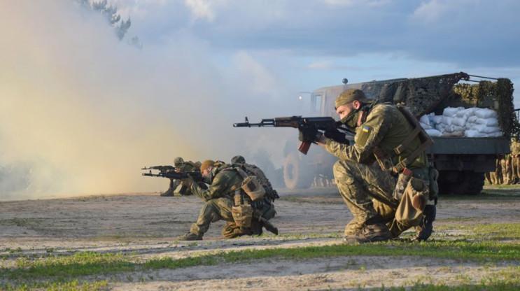 Тернопільські артилеристи провели чергов…