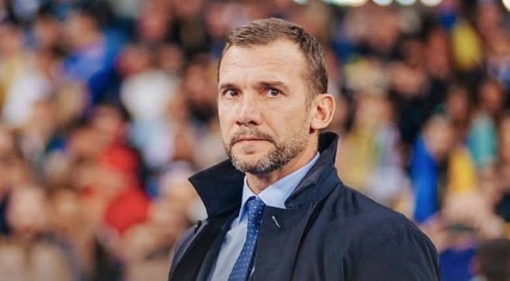 Не пустые трибуны: Тренер сборной Украин…