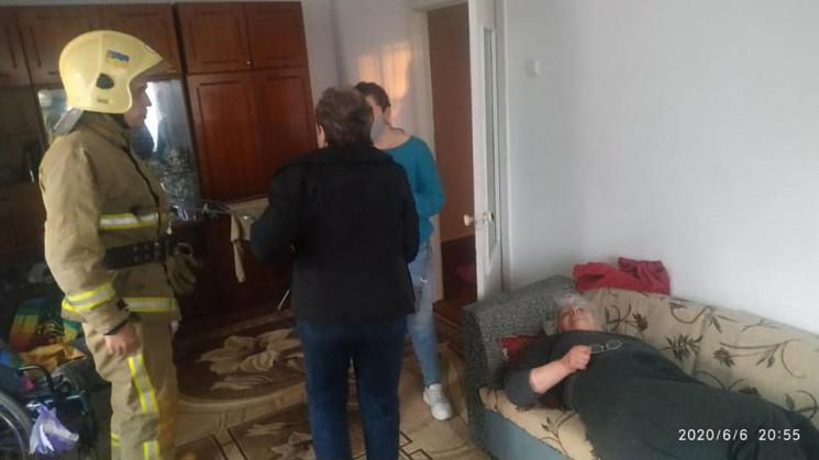 У Дубно врятували жінку, яка впала (ФОТО…