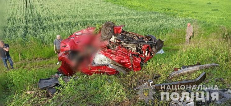 В ДТП на Рівненщині загинули чотири люди…
