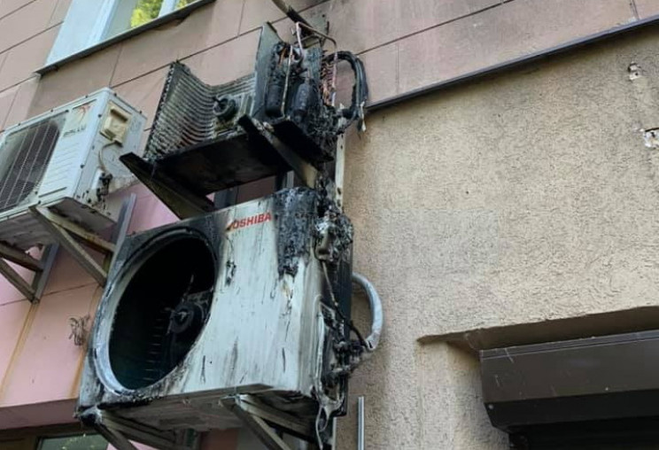 У Запоріжжі на житловому будинку вибухну…