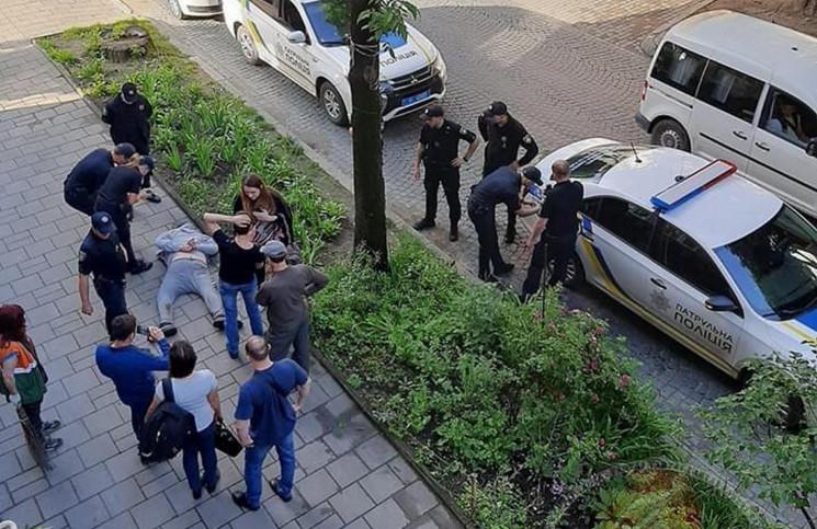 У Львові затримали розбійника (ФОТО)…
