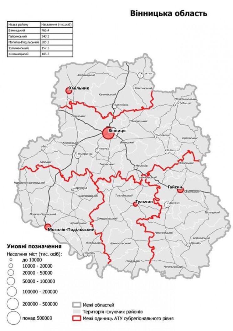 Стало известно, какой город в Винницкой…