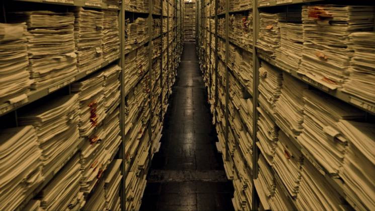 Архивы КГБ: Основывал ли националист-сто…