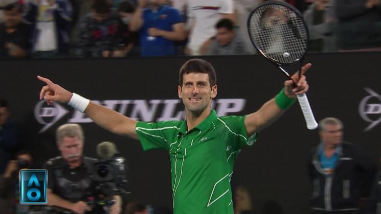 Найкращий тенісист світу контактував на…