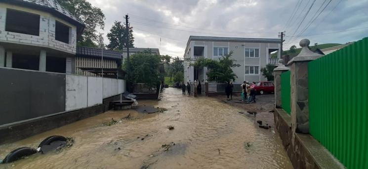 """Село на Рахівщині """"тонуло"""" через захаращ…"""