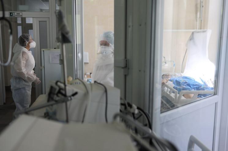 У Львові від коронавірусу померла ще одн…