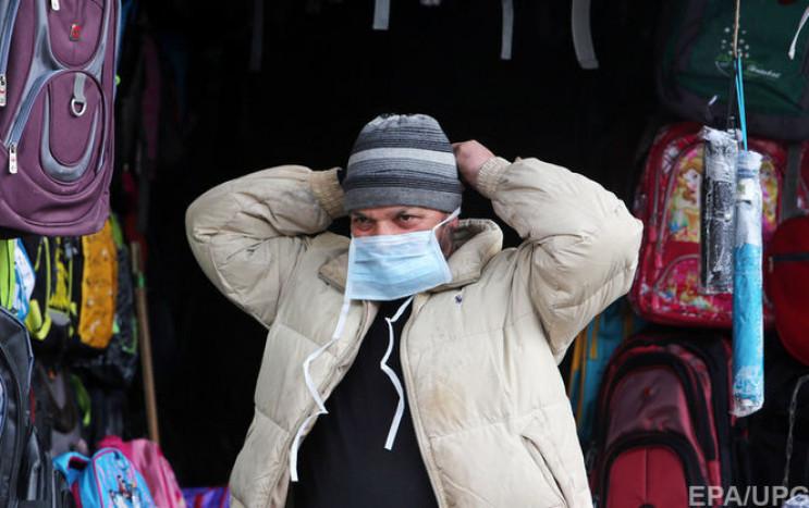 Ляшко каже, що на вулиці маску можна не…
