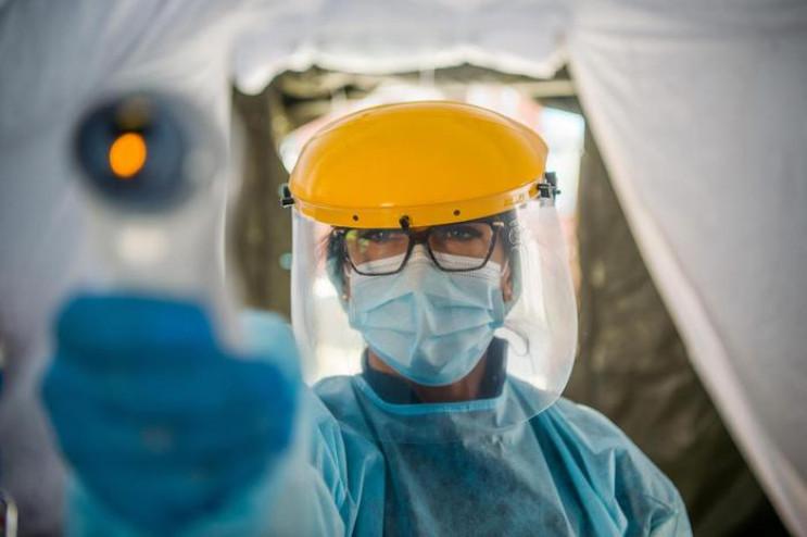 В Україні вже 35 825 хворих на коронавір…
