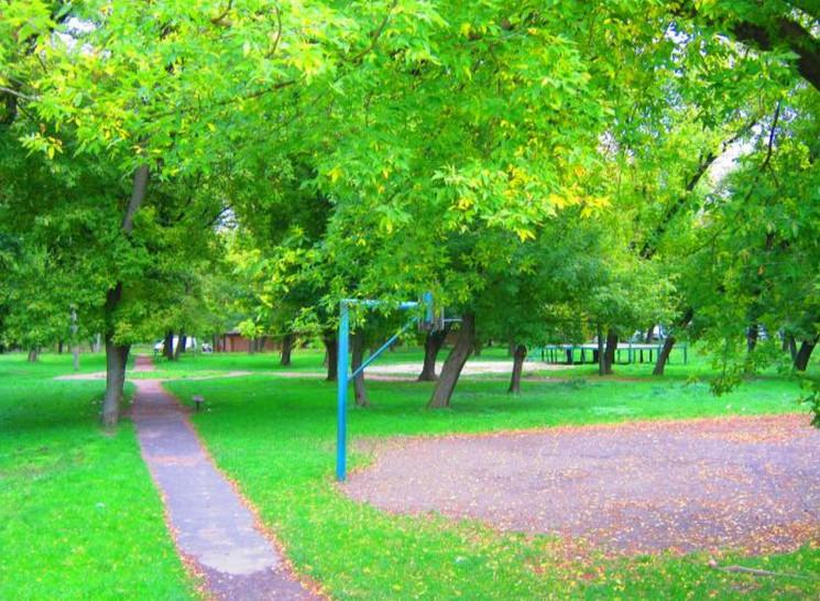 Мостиський парк став заповідником…