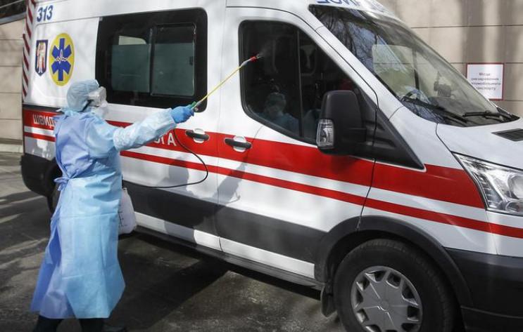 Коронавірус в Україні: За добу зафіксува…