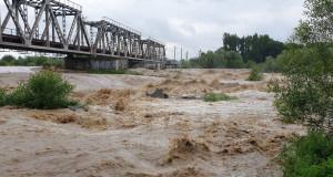Как затопило Ивано-Франковск и Карпаты (…