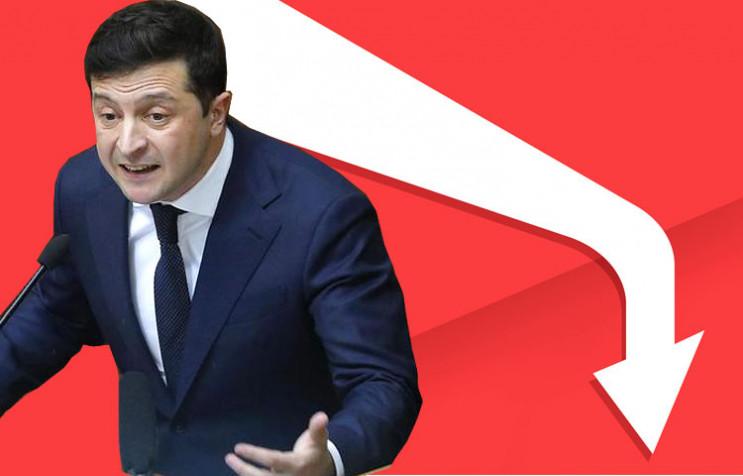 Половина українців вже не довіряє Зеленс…