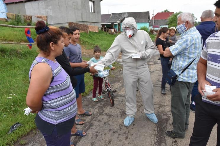 На Іршавщині роми опираються заходам про…