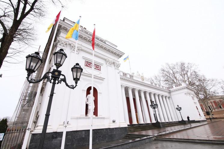 Чиновника одеської мерії підозрюють у сл…