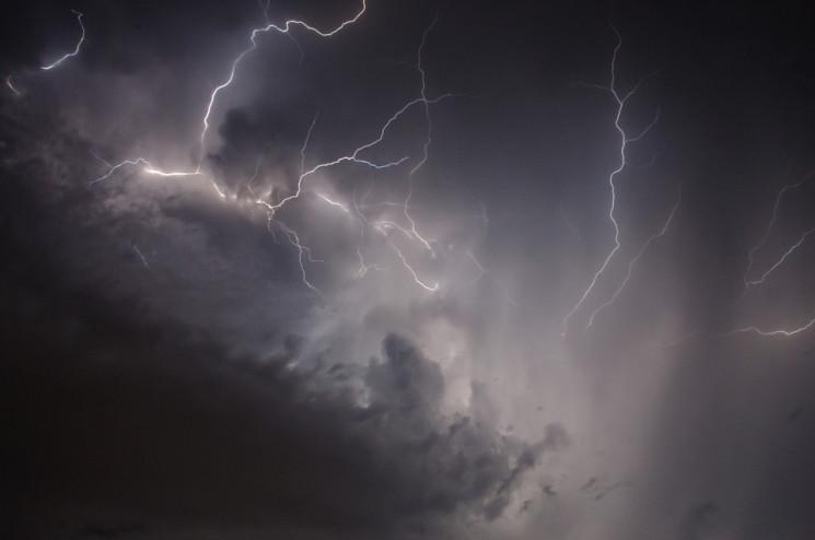 На Полтавщині оголосили штормове поперед…