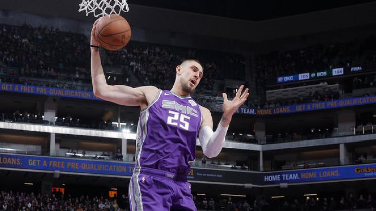 Зірковий український баскетболіст з НБА…