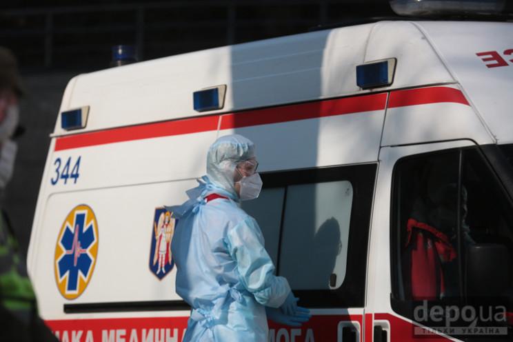 Кількість заражених коронавірусом україн…