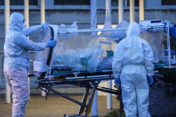 Де в Україні коронавірусом хворіють найб…