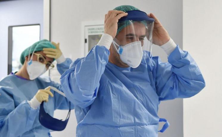 COVID-19 в Ужгороді: 532 людей захворіли…