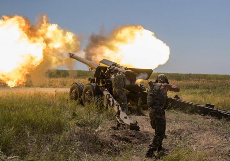 Українські армійці на Донеччині знищили…